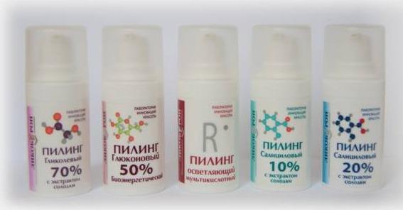 Профессиональная российская косметика для волос